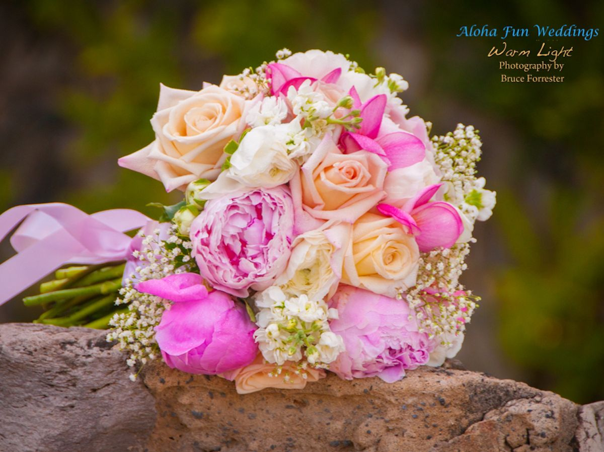 Romantic ceremony flower bouquet bouquet03 izmirmasajfo