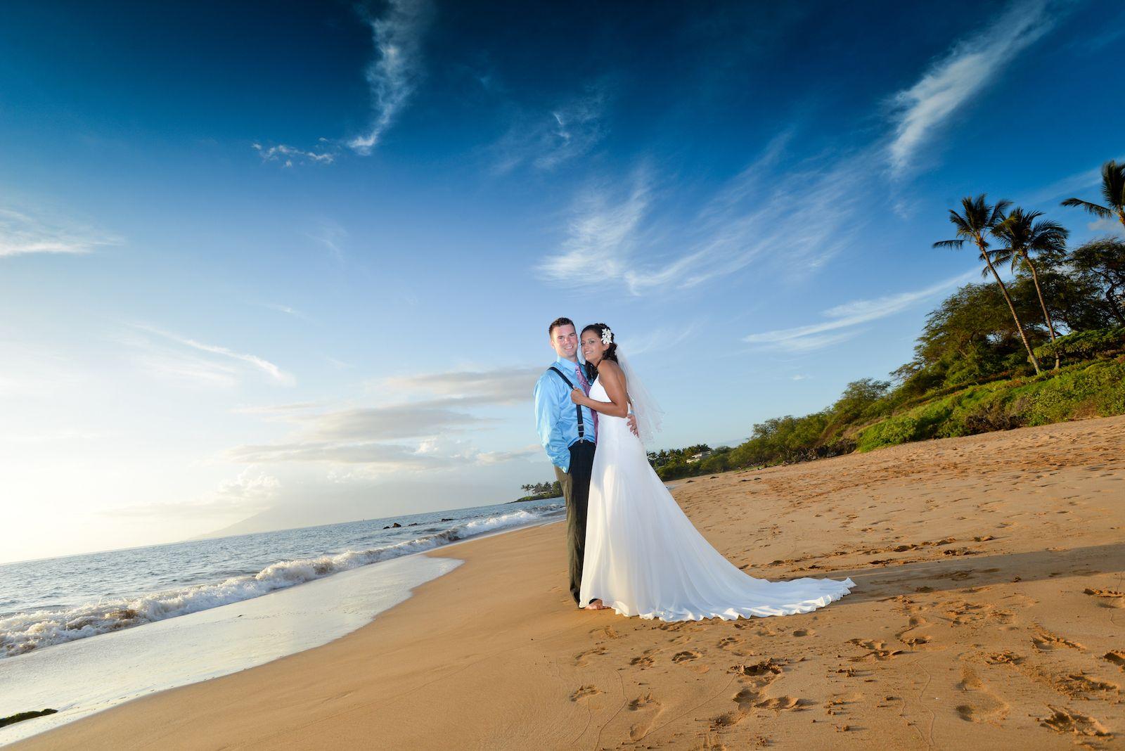 Maui & Big Island Beach Weddings & Vow Renewals - Stress Free ...
