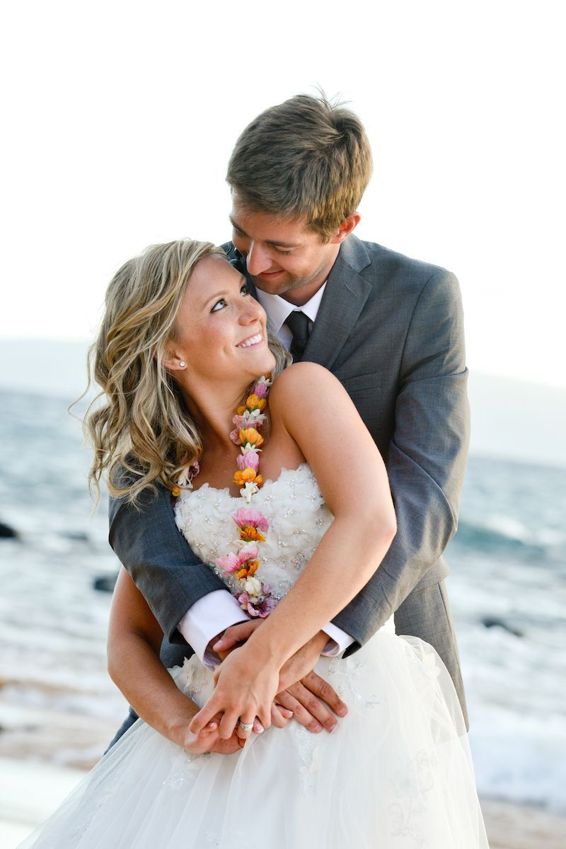 Affordable Vow Renewal Ceremony On Maui